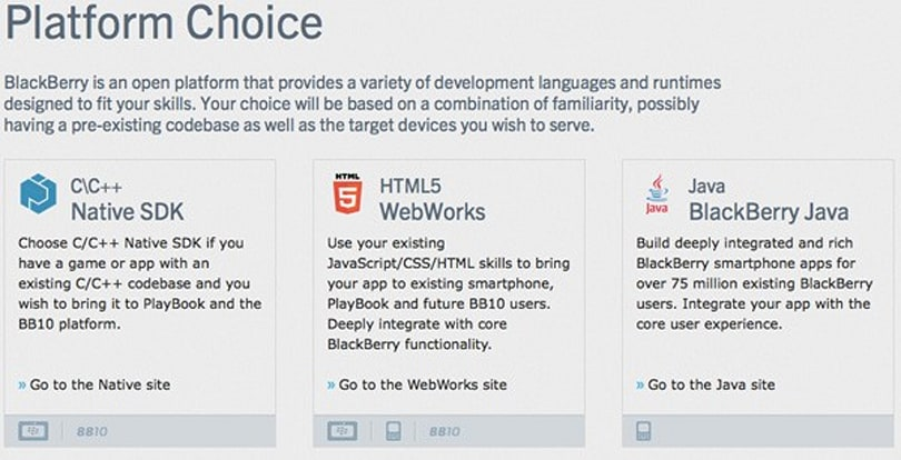 BlackBerry 10 developer toolkit released in beta, adds Native and WebWorks SDKs for app-building flexibility