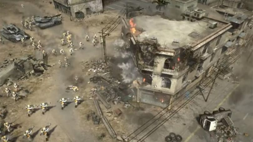 Command & Conquer's live service designed for 10-year support plan