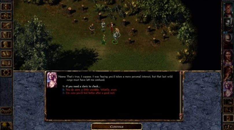 Atari requested Baldur's Gate: EE removal from iOS, Oster says