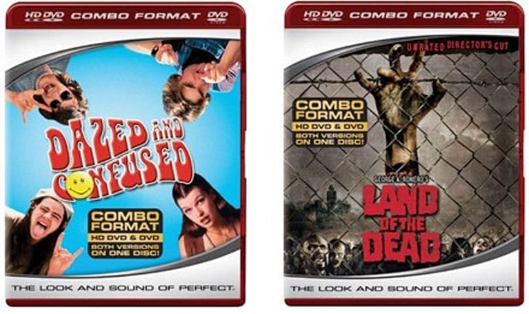 Universal nixes plans for non-combo Land of the Dead / Dazed & Confused HD DVDs