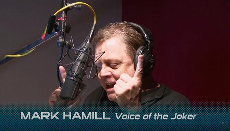 DC Universe Online brings fans into the recording studio with Mark Hamill, Adam Baldwin, and Arleen Sorkin
