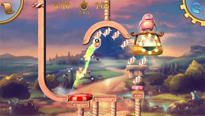 Outland developer bringing fuzzy puzzler Furmins to PS Vita
