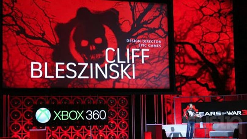Cliff Bleszinski: 'I am officially making video games again'