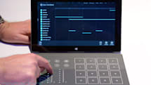 Hands-on with the Surface Music Kit, a digital audio workshop aimed at beginners (video)
