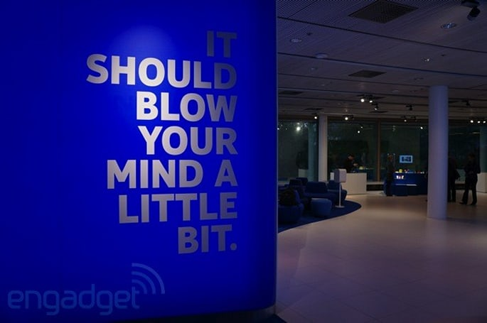 Engadget visits Nokia House wrap-up: Stephen Elop Q&A, Lumia 920 camera tests and more