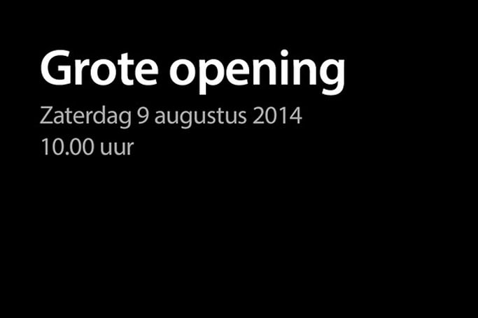 Apple to open third Netherlands retail store this weekend