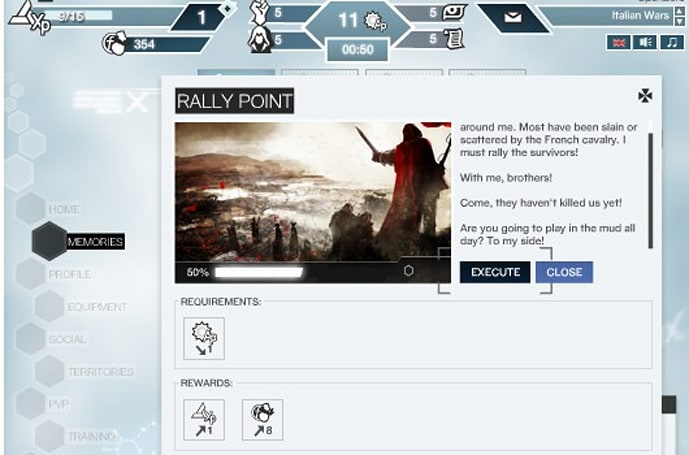Ubisoft's Chris Early on Assassin's Creed: Project Legacy and other 'companion games'