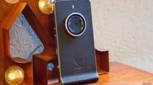 Das neue Smartphone von Kodak heißt Ektra