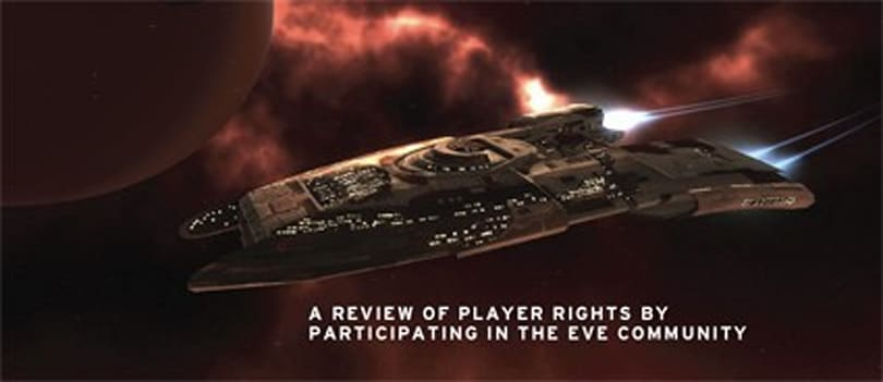 The architects of EVE society talk player elections