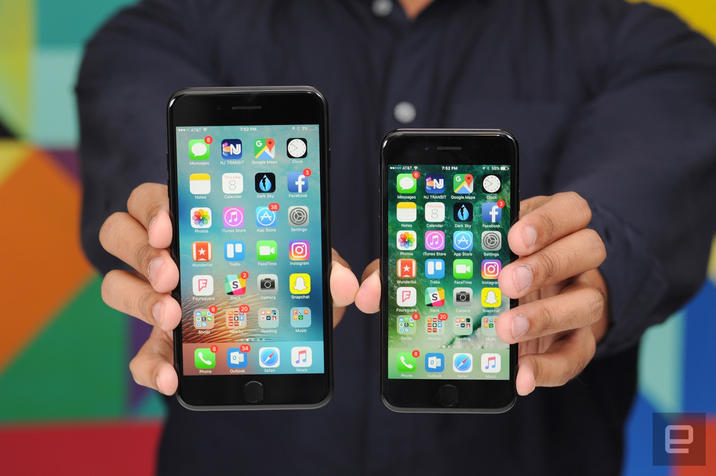 Some iPhone 7 owners report hissing sounds