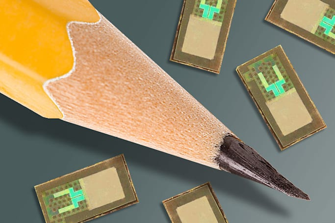 Brain monitoring chips dissolve when you're done with them