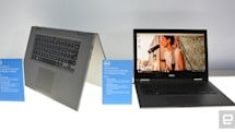 Dell's new 2-in-1 PCs run the gamut in screen size
