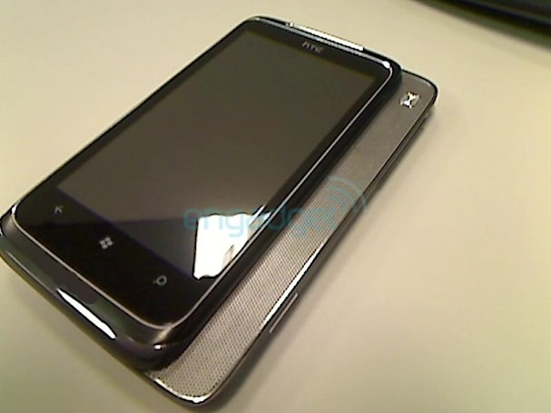 HTC director confirms Windows Phone 7 phones launching next month