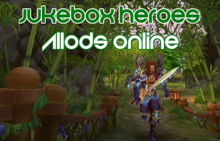 Jukebox Heroes: Allods Online's soundtrack