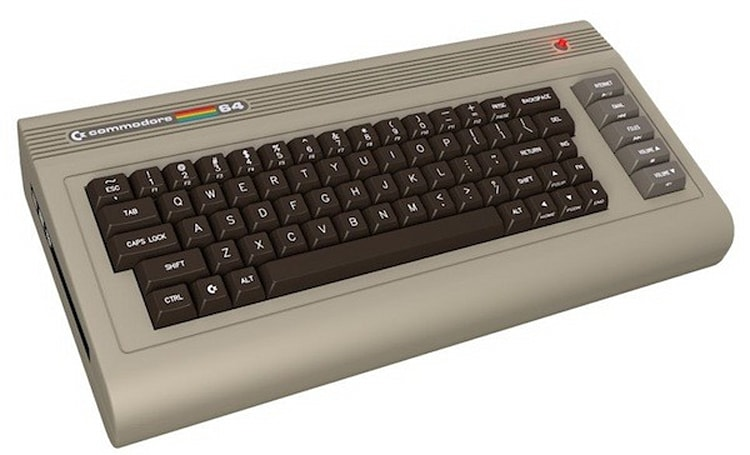 Commodore USA goes Extreme, stuffs a 2.2GHz quad-core i7 into its C64x