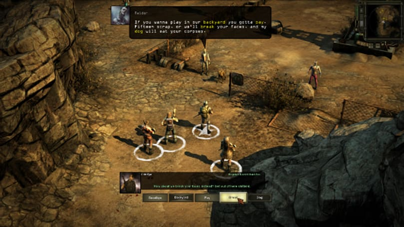 Wasteland 2 hits Steam Early Access with Butchers of Arizona trailer