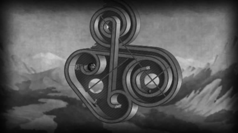 Newton challenges Escher on Xbox Live Nov. 13 in The Bridge