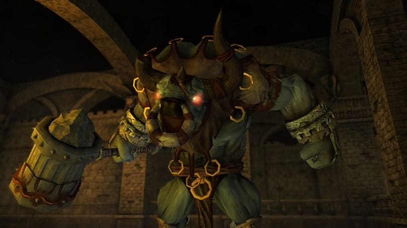 Big monsters, tiny humans, great hair in Natural Doctrine trailer
