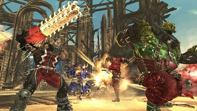 Anarchy Reigns review: A rocket-fist and a hard place