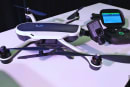 A first look at GoPro's foldable Karma drone