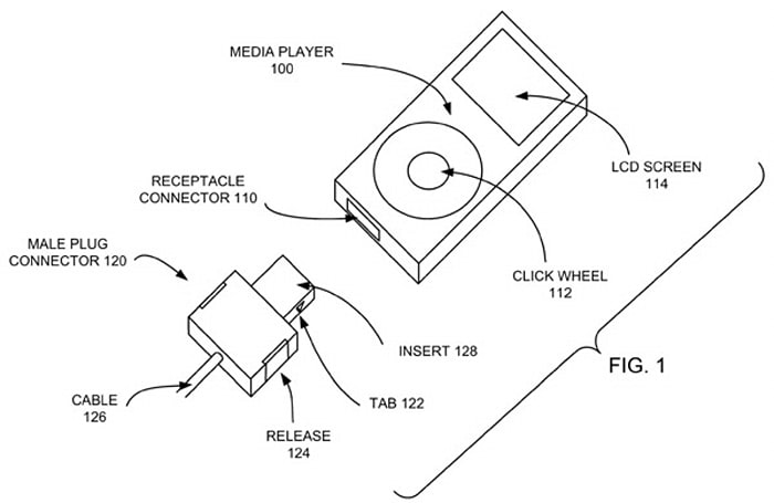 Apple granted patent for a 'reduced size multi-pin connector,' namedrops USB 3.0 and DisplayPort