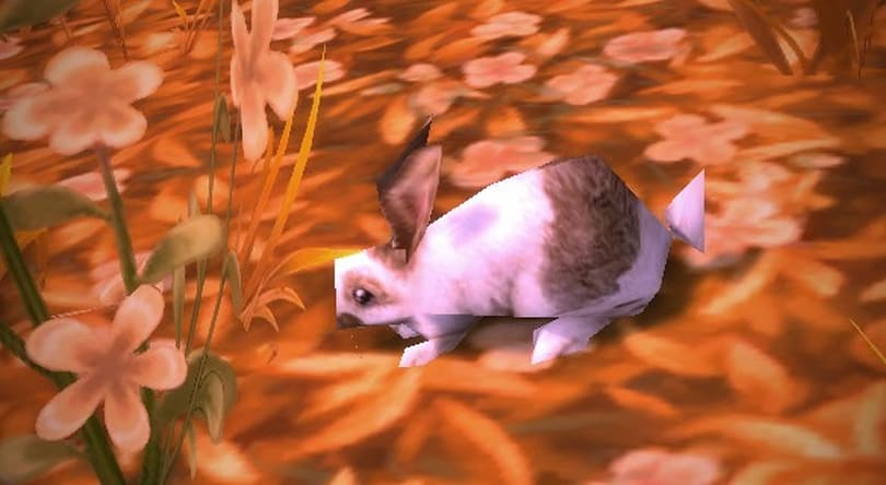 Adopt a Spring Rabbit now that Noblegarden is here