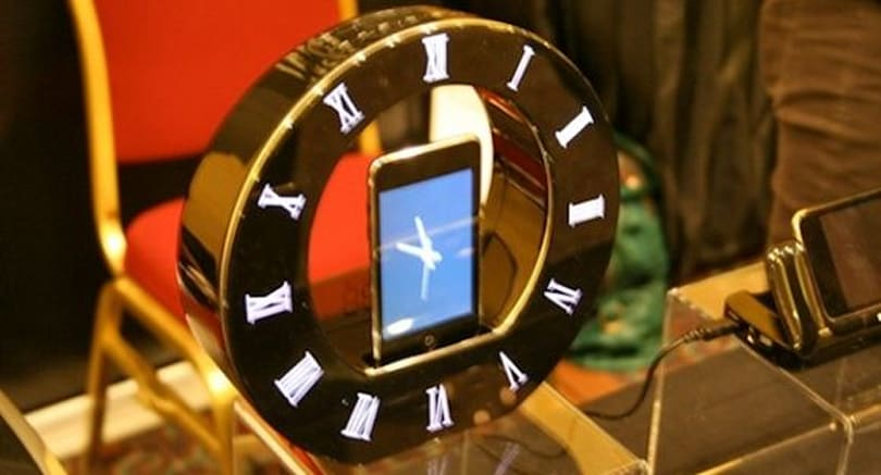CES Watch: More clocks and docks