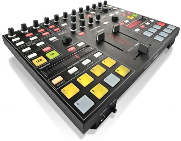 Novation Twitch touchstrip DJ controller makes the scene at Musik Messe 2011 (video)