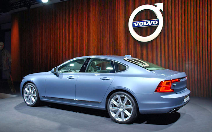 Volvo is forming a global car-sharing business