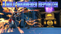 A Mild-Mannered Reporter: What makes a superhero game?