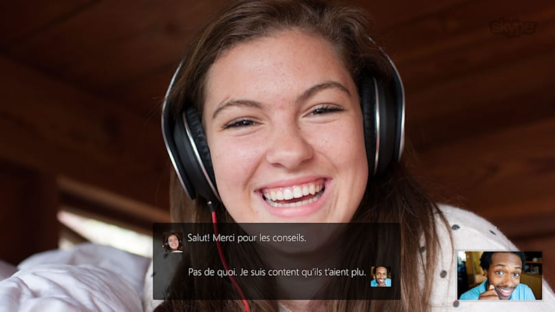Skype Translator is rolling out to all desktop users