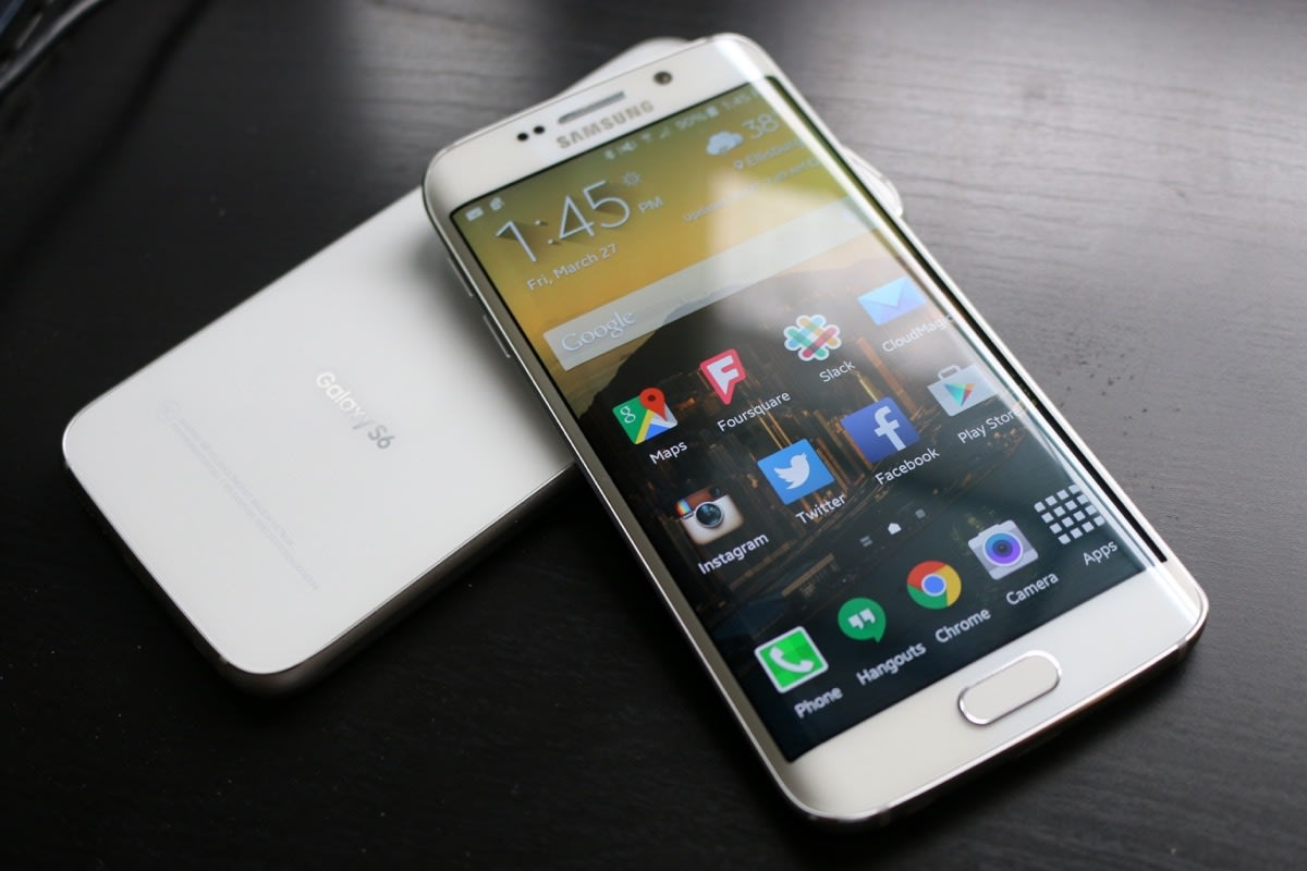 samsung galaxy s6 edge review   engadget