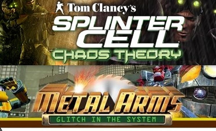 Xbox Originals to add Splinter Cell and Metal Arms