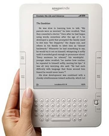 Kindle 2.5 firmware now available for keepsies
