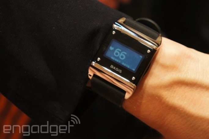 A closer look at Basis' new, more comfortable fitness band (hands-on)