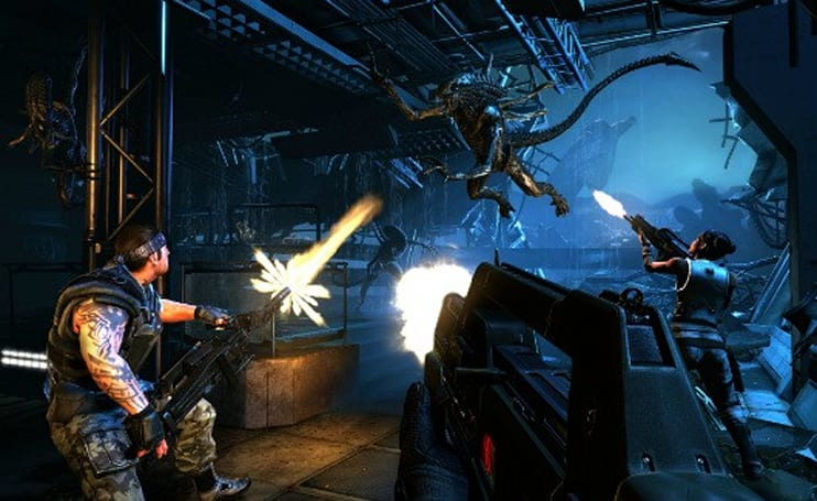 Surviving the Xenomorph offensive in Aliens: Colonial Marines