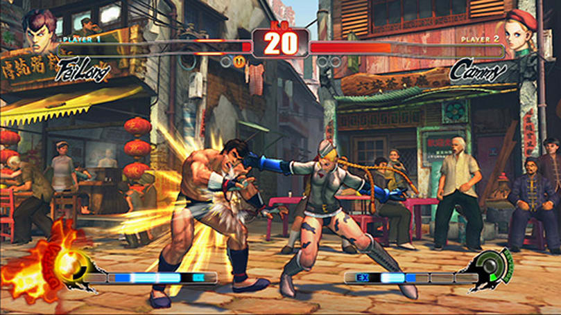 'From Masher to Master' offers Street Fighter crash course
