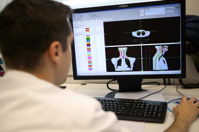 Google hopes AI can improve head and neck cancer treatment