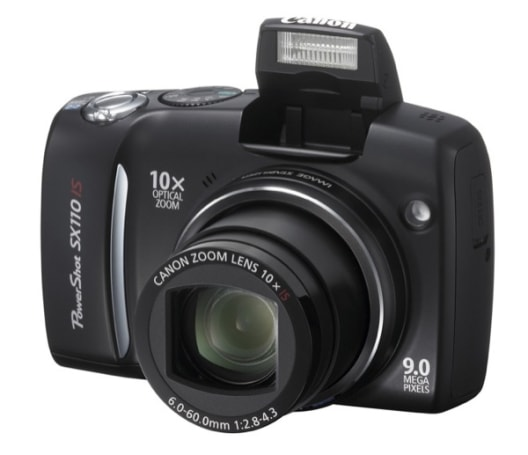 Canon's A1000 IS, A2000 IS, SX110 IS and E1 break free