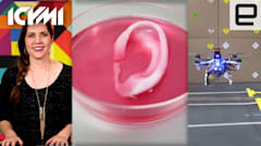ICYMI: 3D-printed ears, autonomous DARPA drones and more