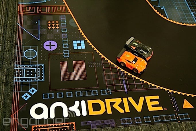 Anki Drive will now work with (some of) your Android devices, too