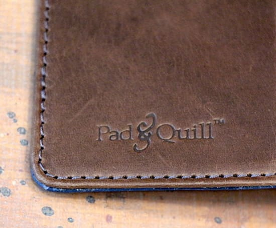 Pad & Quill's beautiful, functional iPhone 5/5s wallet cases (Updated)