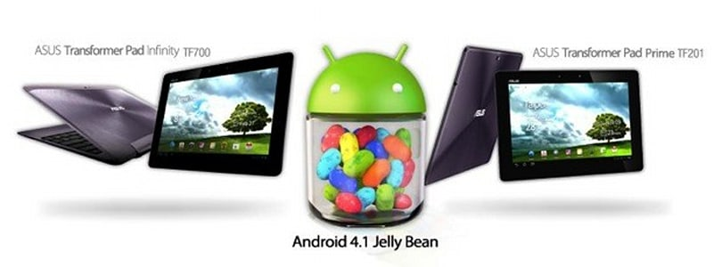 ASUS teases Jelly Bean update coming to Transformer Pad Prime and Infinity within 72 hours