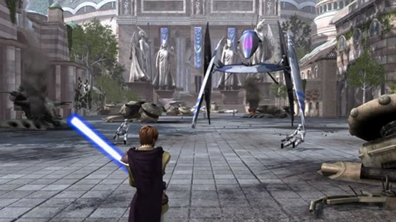 Kinect Star Wars not due until holiday 2011