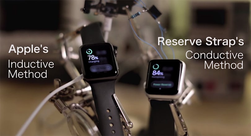 Apple Watch charges faster with secret port, but not by much