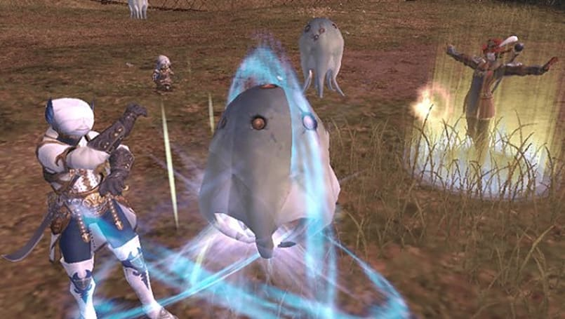 Final Fantasy XI expands the job update preview
