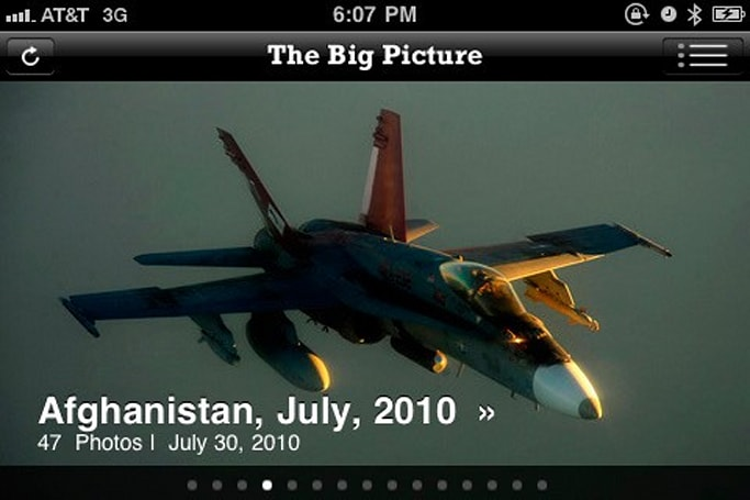 Boston.com launches Big Picture iPad app, where it finally feels at home