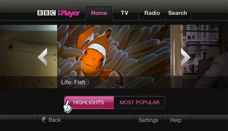 BBC redoubles its Wii efforts with dedicated iPlayer channel