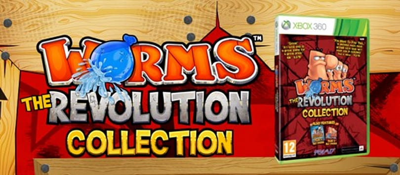 Worms Revolution Collection aims for Xbox 360 in UK this May