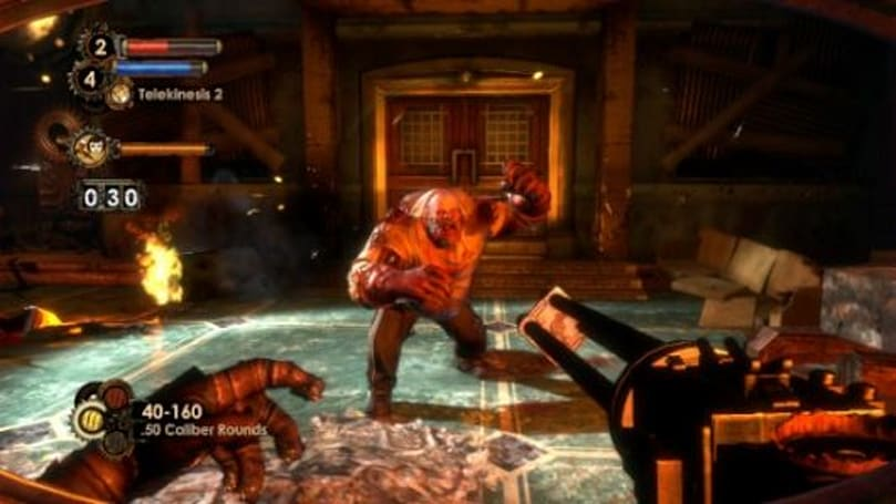 Single-player BioShock 2 add-on 'Minerva's Den' coming this fall